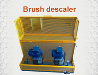 Brush Descaler