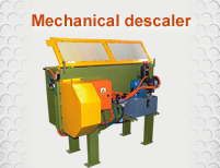 Mechanical Descaler